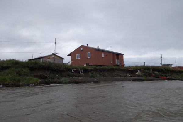 Landeplatz in Kivalina