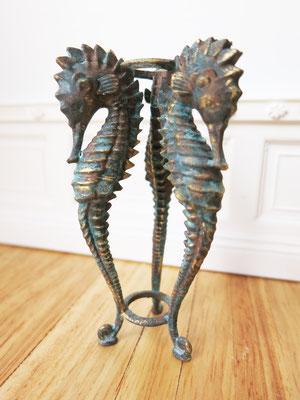 Seahorse tripod, original piece created by me