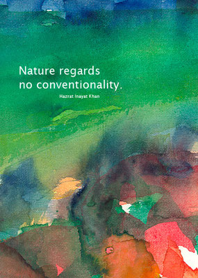 Motiv 07-e Aquarell-Postkarte - Copyright Ute Andresen