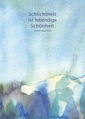 Motiv 18-d Aquarell-Postkarte - Copyright Ute Andresen