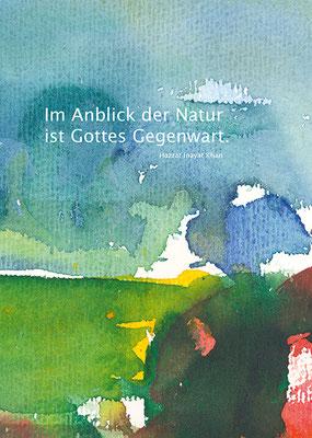 Motiv 17-d Aquarell-Postkarte - Copyright Ute Andresen