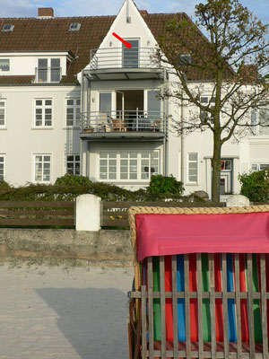 Wohnung am Strand
