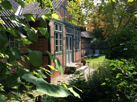 Maisonette Wohnung - Eingang