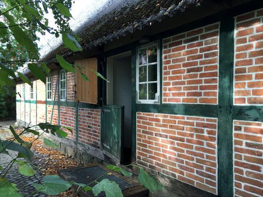 Kleine Ferienwohnung - Eingang