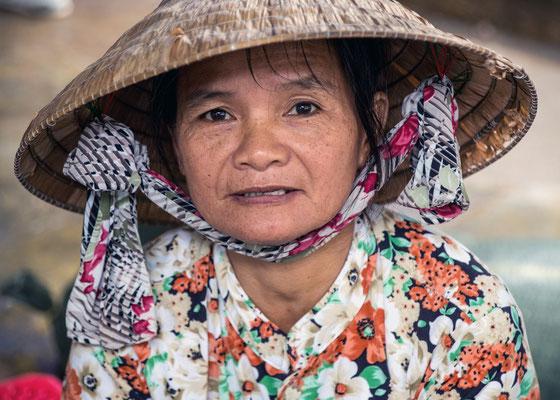 Frau aus Vietnam
