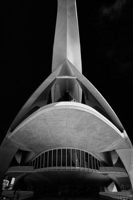 Thomas Wenzel: Palau de les Arts Reina Sofia, Valencia