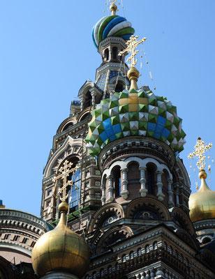 Siegfried Fischer: Erlöserkirche in St.Petersburg