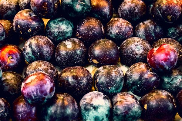 Ein paar Früchte