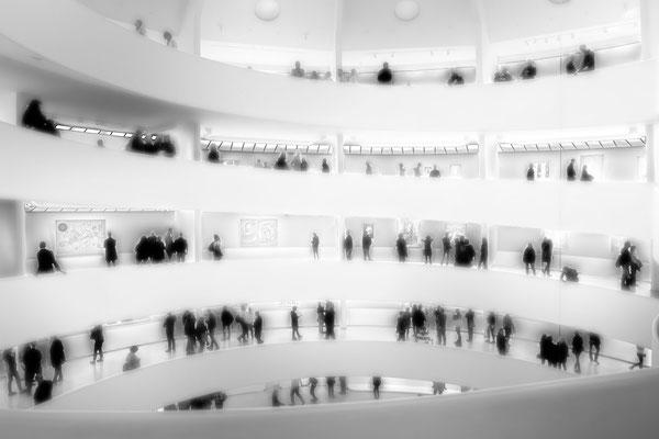 Gerold Slama: Im Guggenheim