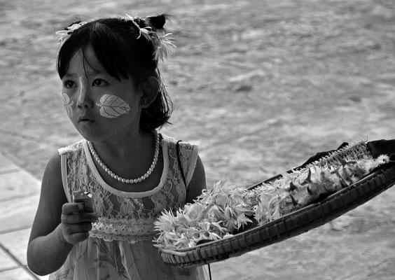 Gesichter Asiens Myanmar 1 [ 3.Platz s/w Besucher-Wertung ]
