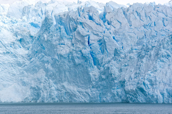 Berthold Rosenberg: Glaciar Spegazzini