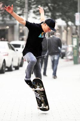 Thomas Wenzel: Skater