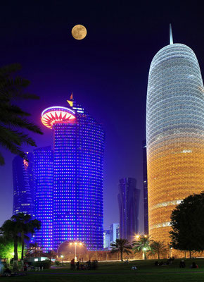 Doha Buildings