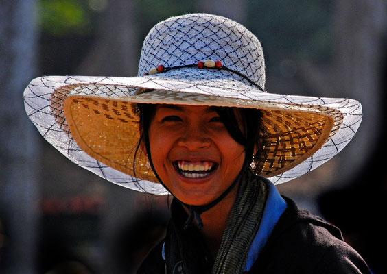 Gesichter Asiens Kambodscha
