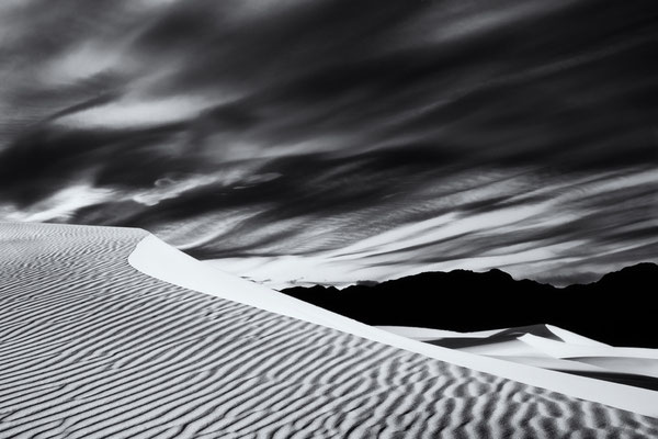 Mesquite Flat Sand Dunes, Death Valley-1