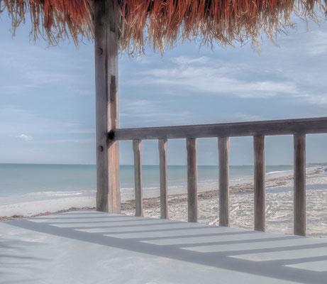 Gerold Slama: Veranda am Strand