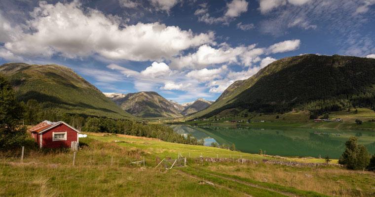 Heinz Weigand: Am Fjord