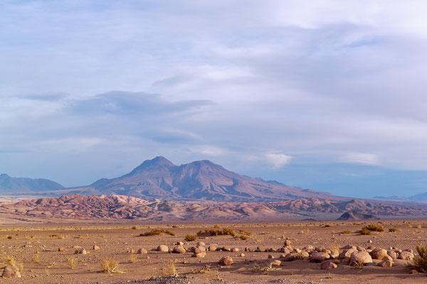 Berthold Rosenberg: Wüste Atacama