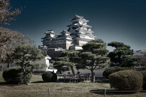 Thomas Wenzel: Burg Himeji, Japan