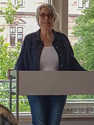 Dipl. Bibl. Petra Reuter-Bulach - Bibliotheksleitung
