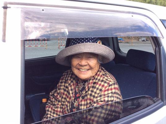 沖縄講演ツアー 辺野古で島袋文子さんに会う 2017.2.3