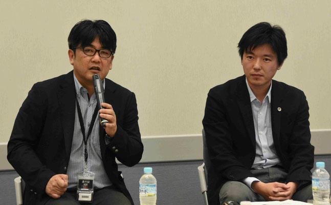 第12回報告集会 安田浩一氏と小野寺信勝弁護士が対談 2018.4.25