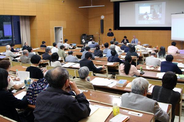 控訴審第2回報告集会 札幌市教育文化会館 2019.7.2