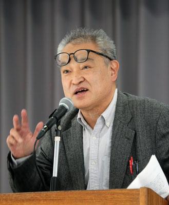 植村裁判札幌訴訟終結報告会 植村隆氏 2021.4.10