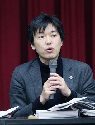 控訴審判決報告集会 小野寺信勝弁護士 2020.2.6