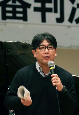 控訴審判決報告集会 安田浩一氏 2020.2.6