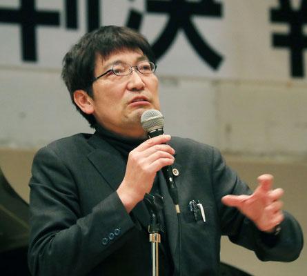 控訴審判決報告集会 神原元弁護士 2020.2.6