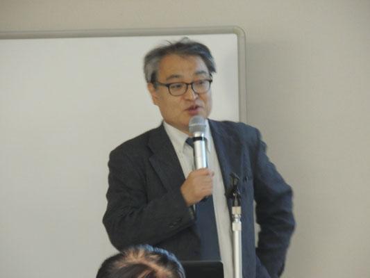 第4回報告集会 植村隆氏 2016.11.4