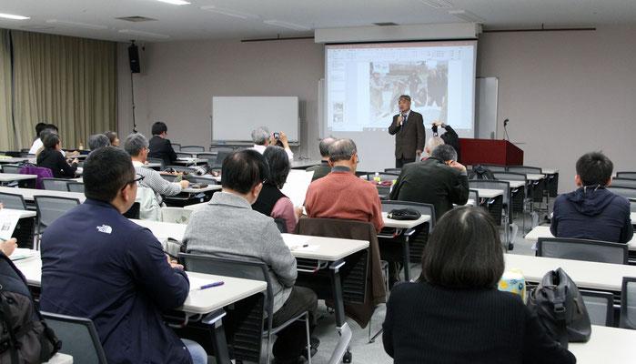控訴審第1回報告集会 札幌市教育文化会館 2019.4.25