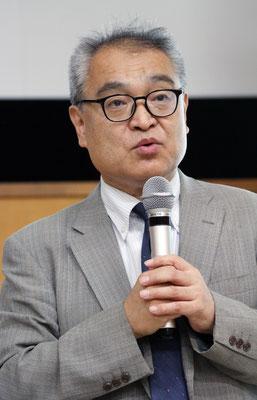 控訴審第2回報告集会 植村隆氏 2019.7.2