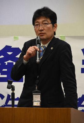 控訴審第2回報告集会 神原元弁護士 2019.12.26