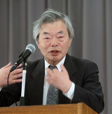 植村裁判札幌訴訟終結報告会 伊藤誠一弁護士 2021.4.10