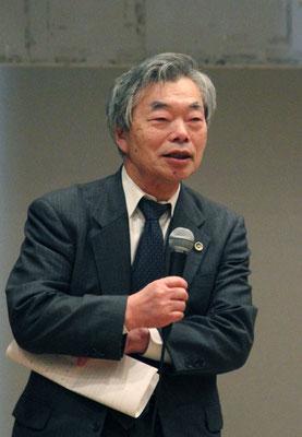 伊藤誠一弁護士 共同代表として札幌弁護団を率いた