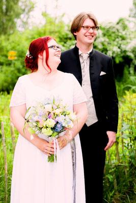 Hochzeitkleid in großer Größe