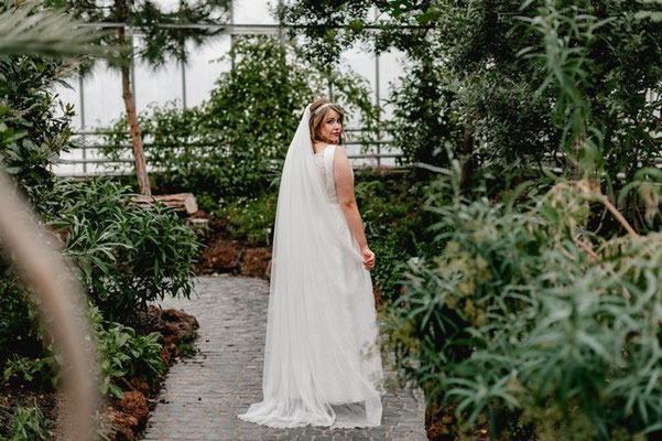 """""""Curvy Bride"""" - Boho Brautkleider für große Größen"""