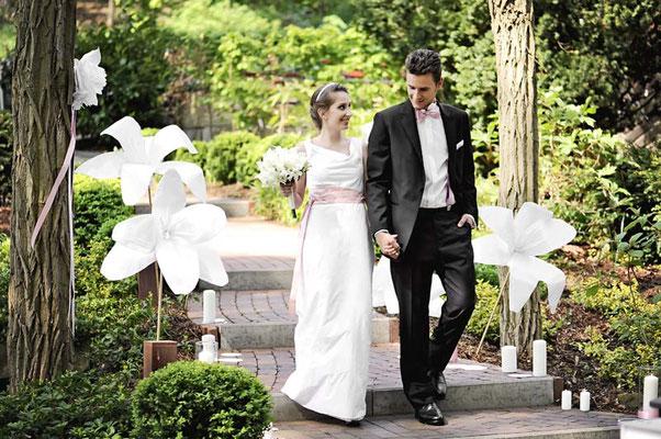 Seiden-Krawatte für den Bräutigam