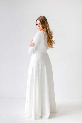 Brautkleid kurvige Braut - Curvy Bride