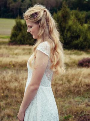 """romantisches Vintage Brautkleid """"Mika"""" - elementar Brautkleider 2018"""