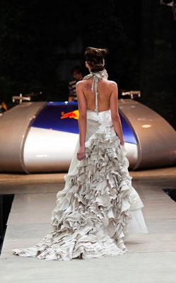 Couture Abendkleid