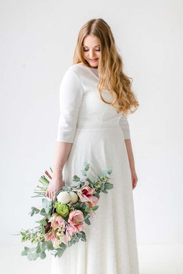 Brautkleider große Größen - Curvy Bride