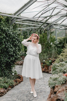 SINA - Curvy Bride - Brautkleider in großen Größen