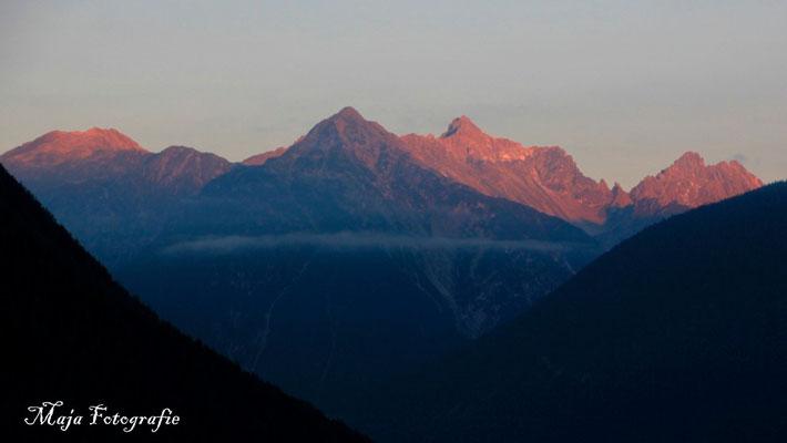 08/09/2015; 06:54 Morgenstimmung in den Bergen