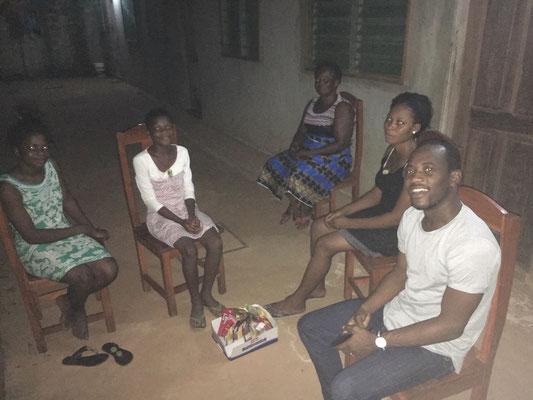 Serge und die Mädchen aus ZANZA