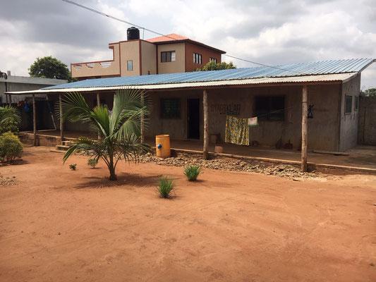 Das Startklarhaus ZANZA