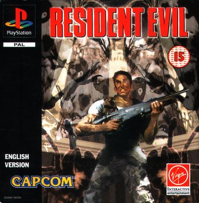 Mein erstes Horrorspiel Resident Evil