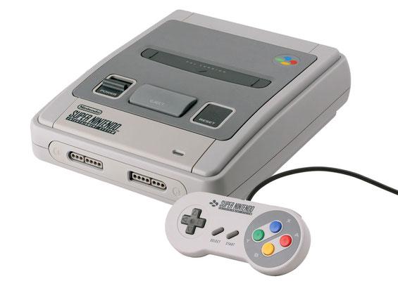 Der Super Nintendo